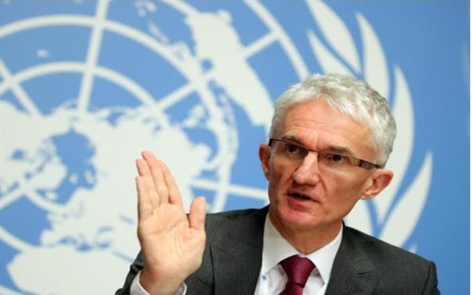 Nga ngừng hợp tác với Liên hợp quốc ở Syria