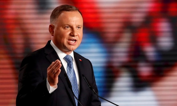 Bầu cử Ba Lan: Tổng thống Andrzej Duda chiến thắng vòng 1