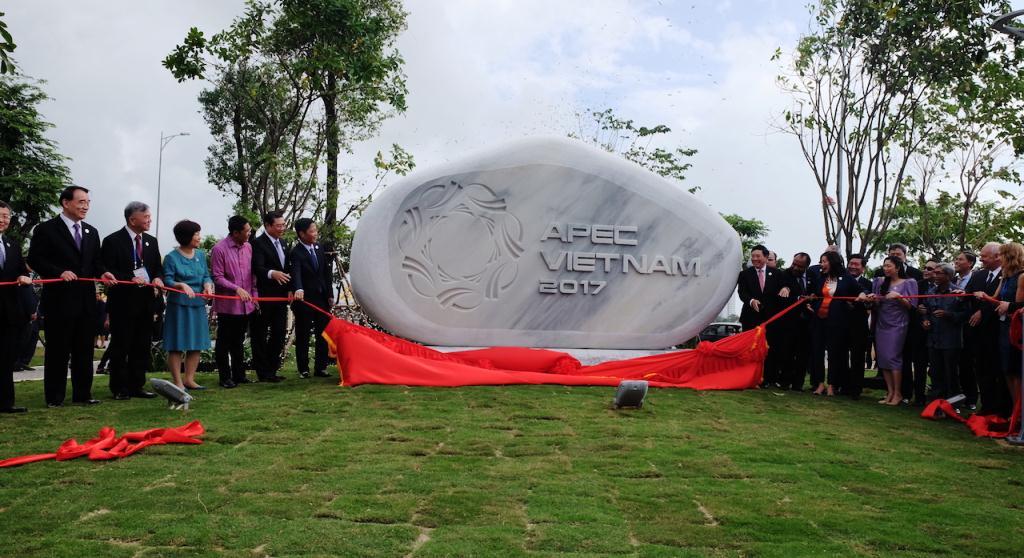 Đà Nẵng mở rộng Vườn tượng APEC, tạo điểm du lịch mới