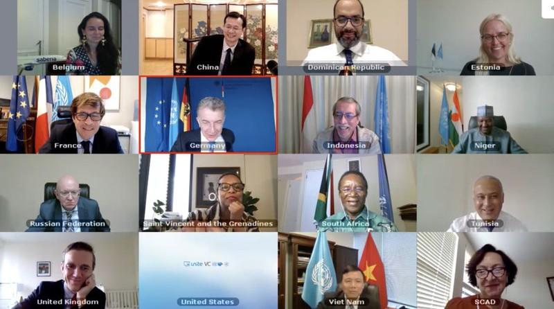 Hội đồng Bảo an gia hạn hoạt động của Phái bộ Liên Hợp Quốc tại Mali