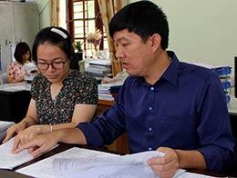 Cấp giấy chứng nhận quyền sử dụng đất: Bước chuyển ở Văn Quan