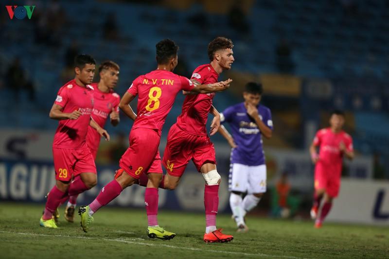 """""""Sài Gòn FC đã thắng TPHCM thì thắng Hà Nội FC cũng không lạ"""""""
