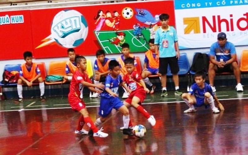 46 đội tranh tài Giải bóng đá Nhi đồng toàn quốc 2020