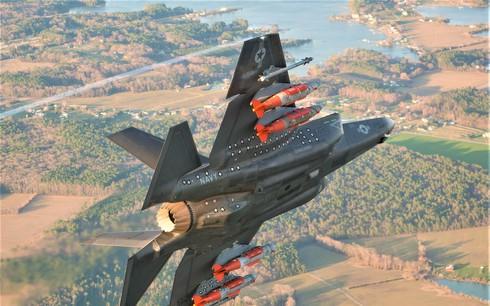 10 lý do khiến F-35 vẫn là chiếu đấu cơ tàng hình thống trị thế giới