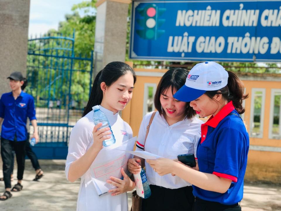 Nhiều biện pháp bảo đảm giao thông, ANTT kỳ thi tốt nghiệp THPT 2020