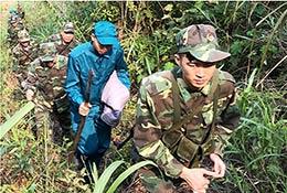 Cao Lộc chú trọng xây dựng tiềm lực quốc phòng, quân sự