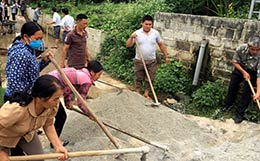 Các cấp hội nông dân huyện Văn Lãng: Thực hiện hiệu quả các phong trào thi đua