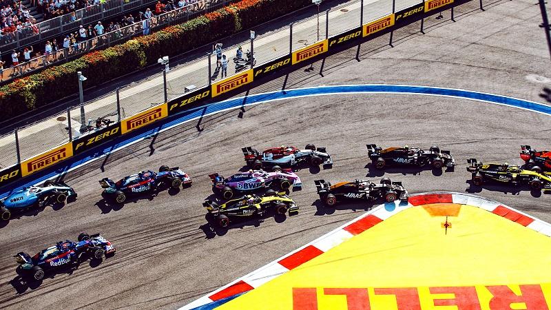 Nga lên kế hoạch tổ chức chặng F1 đầu tiên có khán giả
