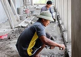Xây dựng nông thôn mới ở Hồng Thái: Quyết tâm vượt khó