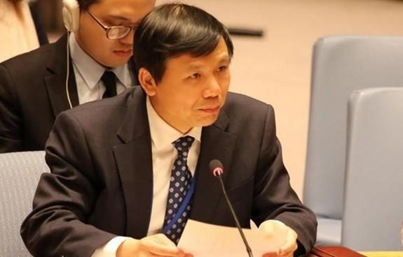 Việt Nam chia sẻ kinh nghiệm của ASEAN tại Tuần lễ phòng chống khủng bố của LHQ