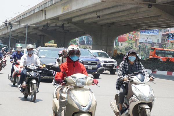 Thời tiết ngày 13/7: Hà Nội, Trung bộ tiếp tục nắng nóng gay gắt