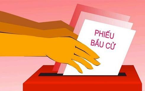 Bầu ban chấp hành khóa mới: Lá phiếu của đảng viên giữ vai trò quyết định