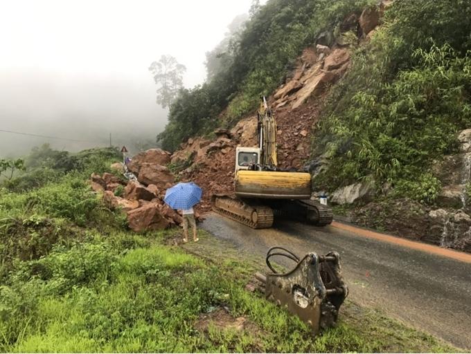 Mưa, sạt lở đất gây thiệt hại ước 4,8 tỷ đồng tại Lai Châu