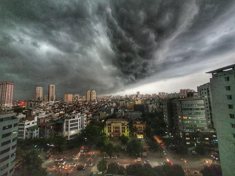 Thời tiết ngày 14/7: Hà Nội ngày nắng nóng, chiều tối có mưa dông