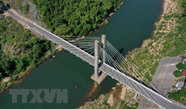 23 cầu trên các tuyến quốc lộ: Động lực phát triển kinh tế-xã hội