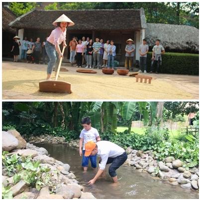 Nhiều ưu đãi kích cầu du lịch tại Bảo tàng Dân tộc học Việt Nam