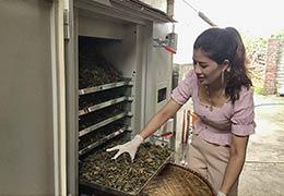 Cơ sở chế biến nông sản hữu cơ Lụa Vi: Nâng cao giá trị nông sản