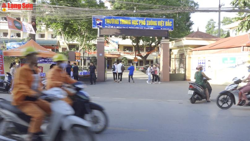 Gần 9.000 thí sinh Lạng Sơn bước vào kỳ thi tuyển sinh lớp 10 năm học 2020 – 2021