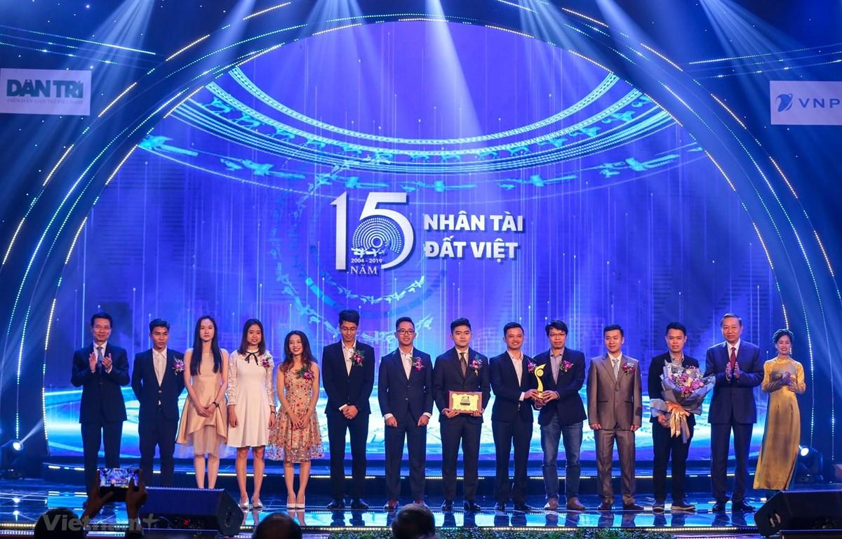 Nhân tài Đất Việt 2020 tiếp tục thúc đẩy phát triển công nghệ số