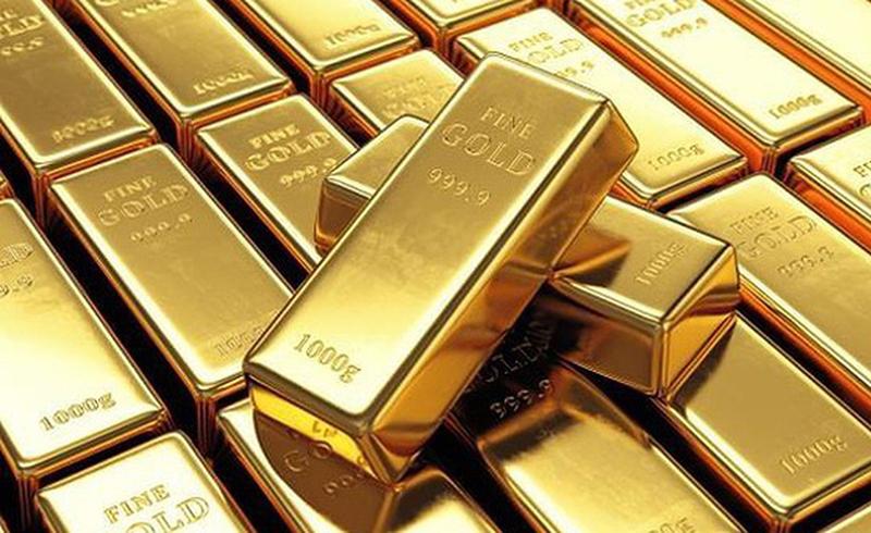 Vàng vượt 55 triệu đồng/lượng