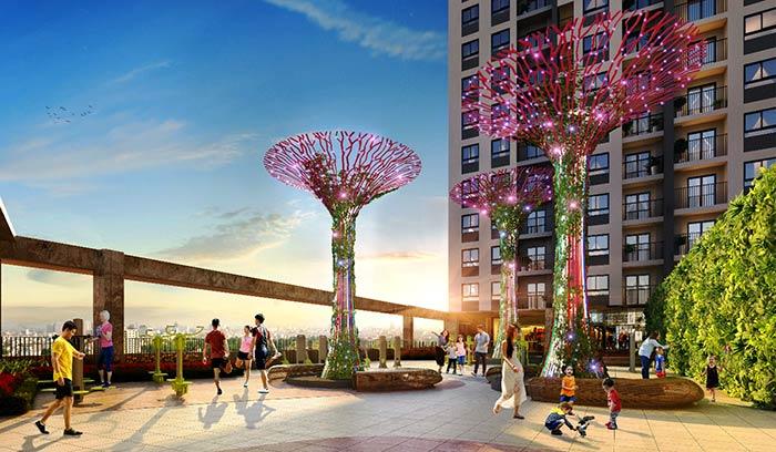 Không đắn đo, nhà đầu tư Lạng Sơn chọn đẳng cấp sống Singapore tại Thái Nguyên