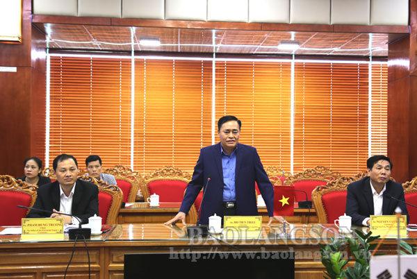 """Ký kết bản ghi nhớ triển khai Dự án """"Ngôi trường Hy vọng Samsung"""" tại Lạng Sơn"""