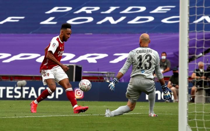 Thắng Chelsea 2-1, Arsenal đoạt cúp FA