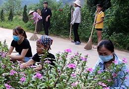 """Xây dựng nông thôn mới ở Đình Lập: Nâng """"chất"""" xã đạt chuẩn"""