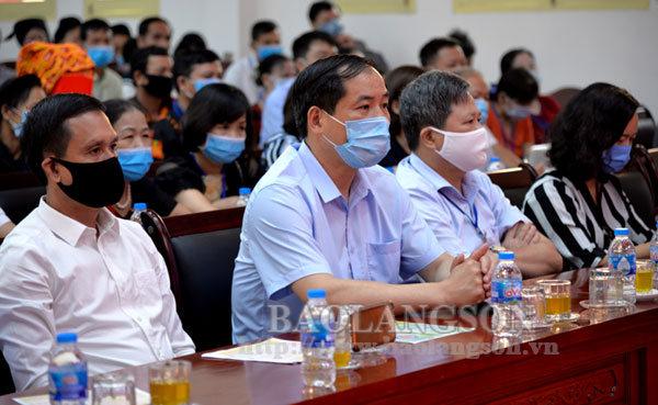 Hơn 300 nghệ nhân, nghệ sỹ, diễn viên dự Liên hoan dân ca tỉnh Lạng Sơn lần thứ nhất