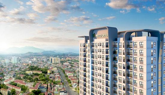 Tecco Elite City, biểu tượng tự hào mới của thành phố Thái Nguyên