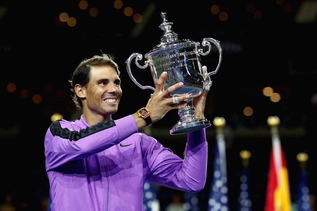 Nadal sẽ không tham dự US Open 2020