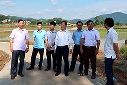 Đảng bộ huyện Lộc Bình: Vững tin vào nhiệm kỳ mới