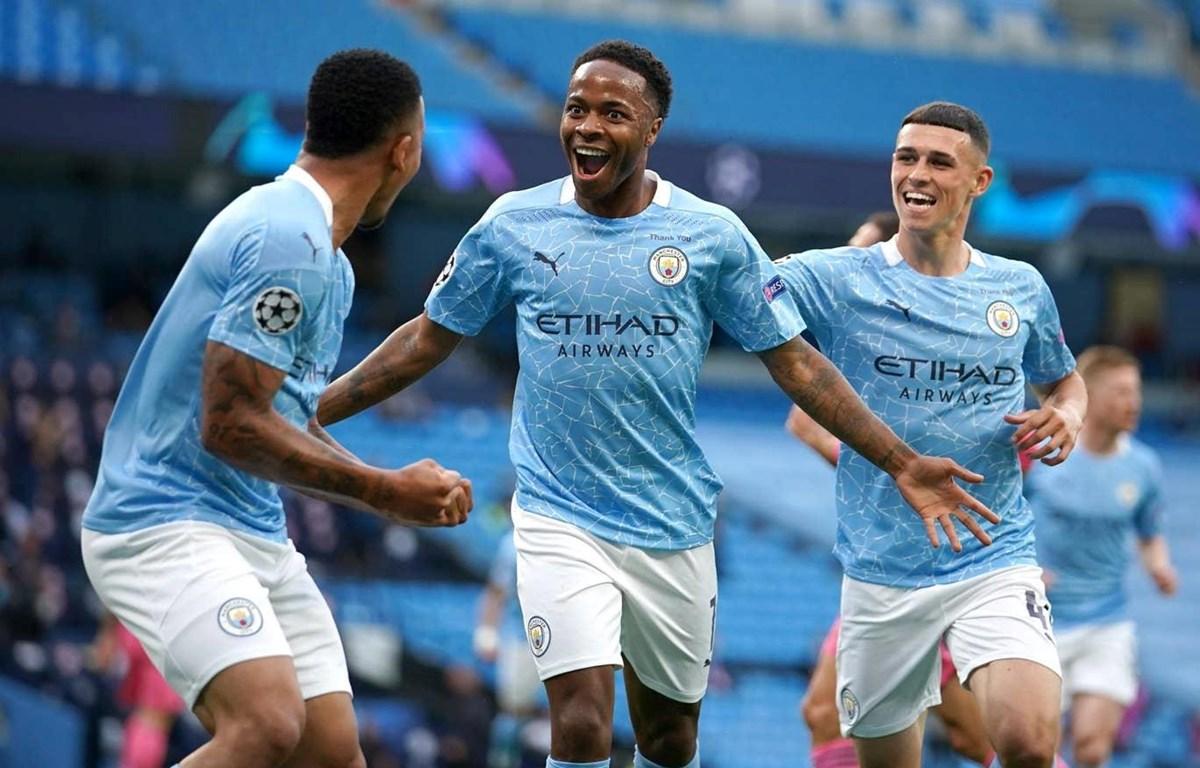Man City Real