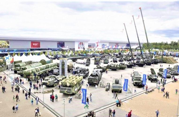 Hội thao Quân sự Quốc tế - 2020 - truyền thống và những nét mới