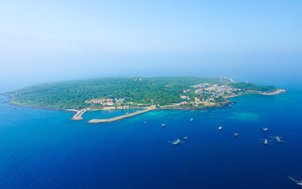 Cồn Cỏ - đảo nhỏ thanh bình giữa biển Đông