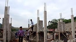 Xây dựng nông thôn mới: Đẩy nhanh tiến độ công trình trường học