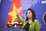 Việt Nam lên tiếng về việc Trung Quốc điều máy bay ném bom ra Hoàng Sa