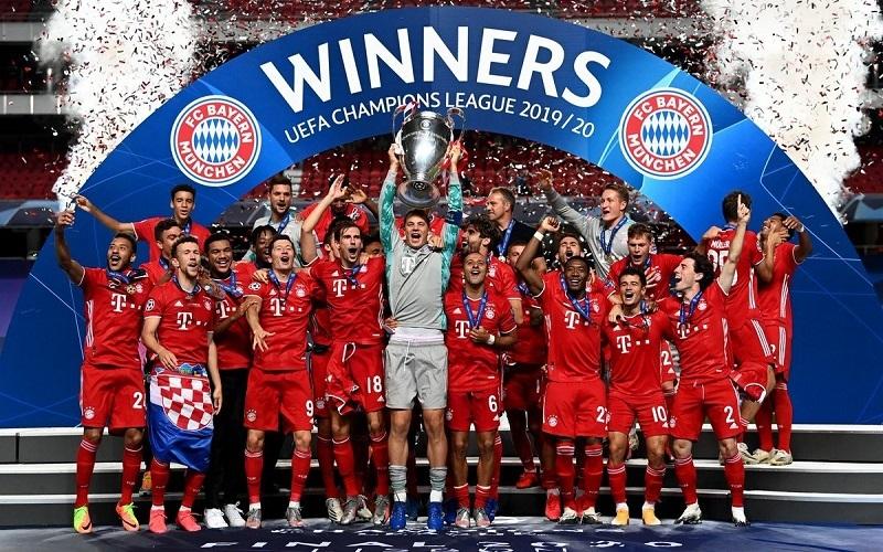 Mùa giải hoàn hảo của Bayern Munich