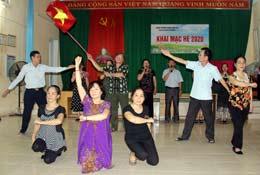 Thành phố Lạng Sơn: Điểm sáng phong trào văn nghệ người cao tuổi