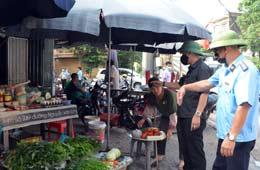 Thành phố Lạng Sơn: Siết chặt quản lý trật tự đô thị, đảm bảo an toàn giao thông