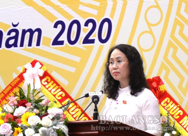 Đại hội đại biểu Đảng bộ tỉnh Lạng Sơn lần thứ XVII đề ra 5 chương trình trọng tâm