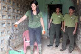 Tăng cường quản lý các cơ sở gây nuôi động vật rừng, động vật hoang dã