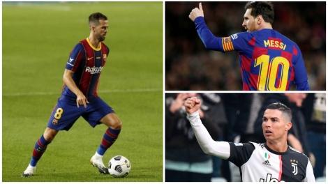 14 cầu thủ may mắn từng là đồng đội của cả Ronaldo và Messi
