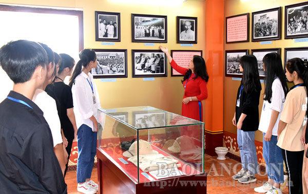 Phát huy tinh thần chiến thắng  Biên giới Thu - Đông 1950 trong công cuộc xây dựng và phát triển tỉnh Lạng Sơn