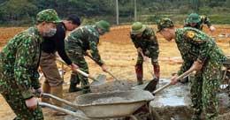 Bộ đội Biên phòng tỉnh: Dấu ấn xây dựng nông thôn mới