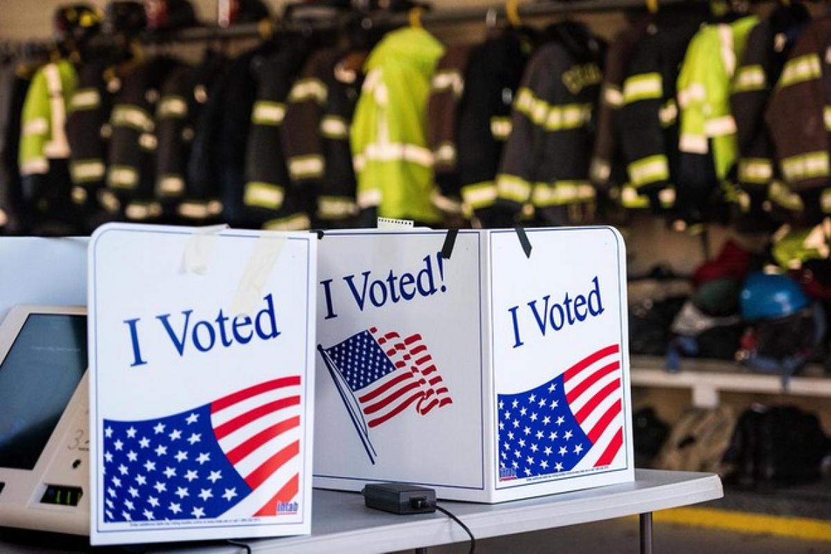 Bầu cử Mỹ: Hơn 4 triệu cử tri Mỹ đã bỏ phiếu sớm