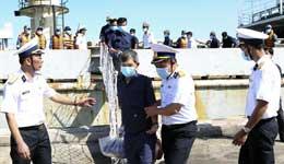 Cứu giúp ngư dân là mệnh lệnh chiến đấu