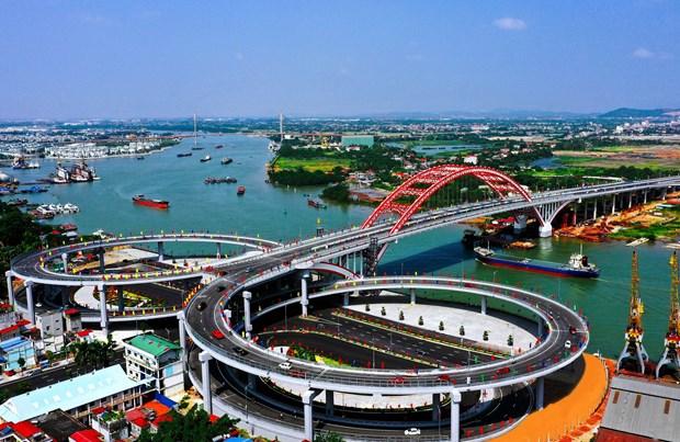 'Hải Phòng hướng tới là thành phố hàng đầu châu Á trong tương lai gần'