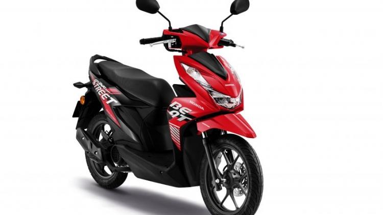 Xe tay ga Honda BeAT 2021 chốt giá 32 triệu đồng