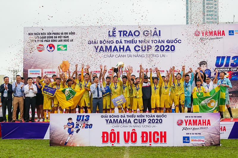 Sông Lam Nghệ An vô địch lần thứ 8
